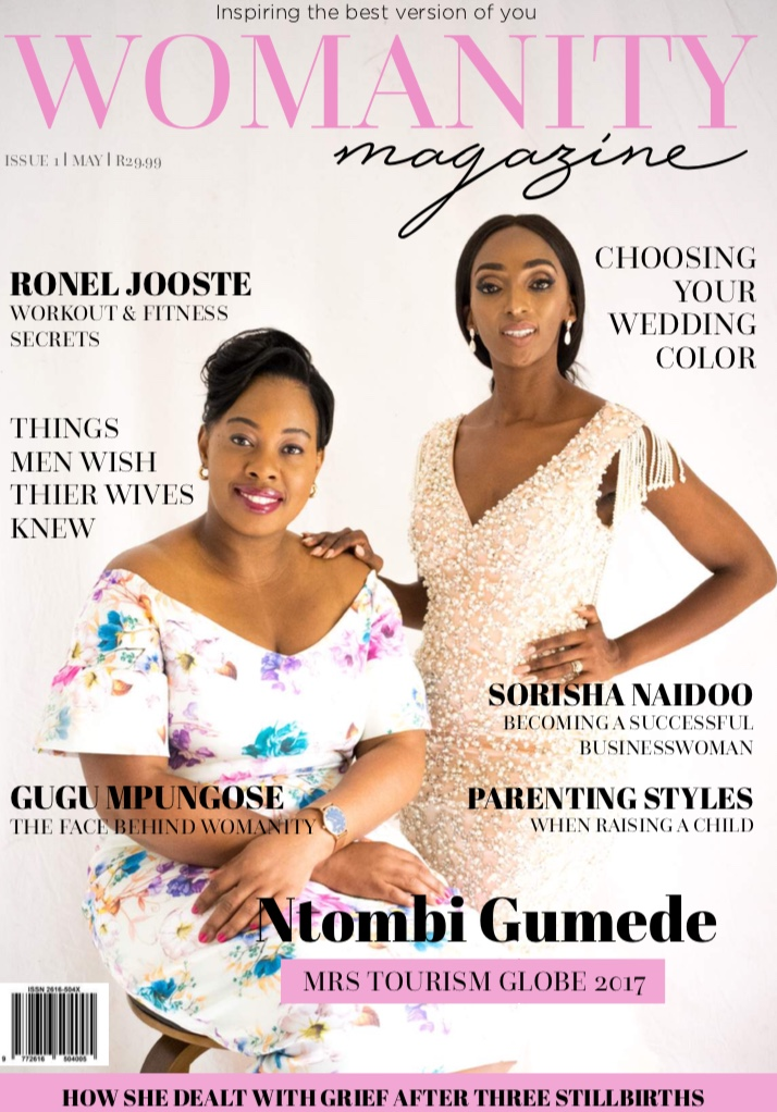 Womanity Magazine May Issue
